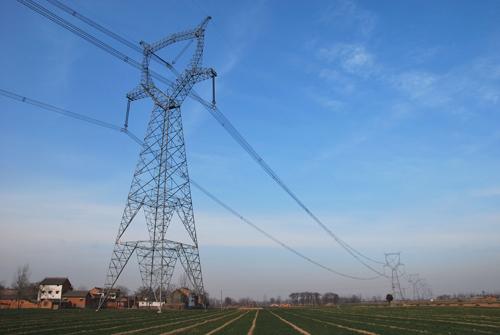 电网与清洁能源_特高压电网给力天津经济社会发展