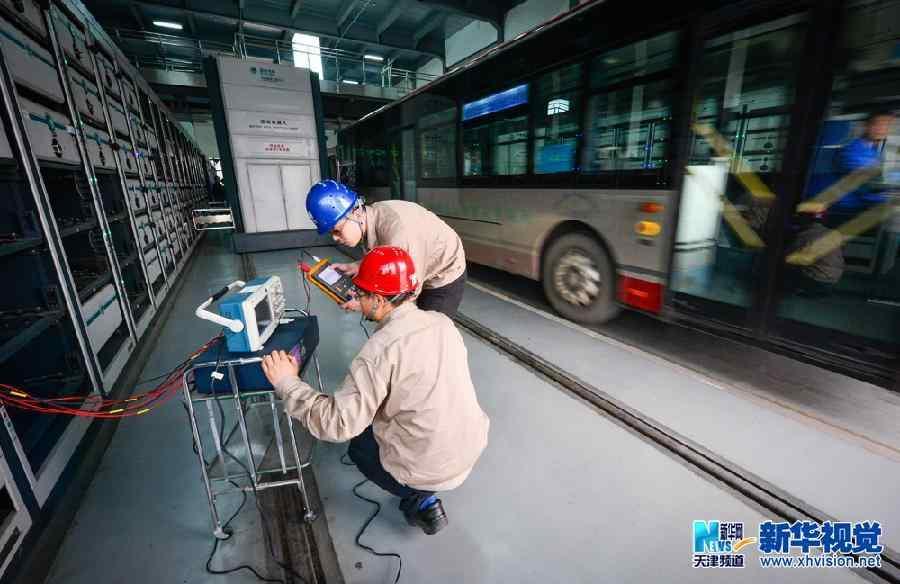 天津建成首个电动汽车充电设备检测平台