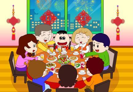 年夜饭预订为何不给菜单?
