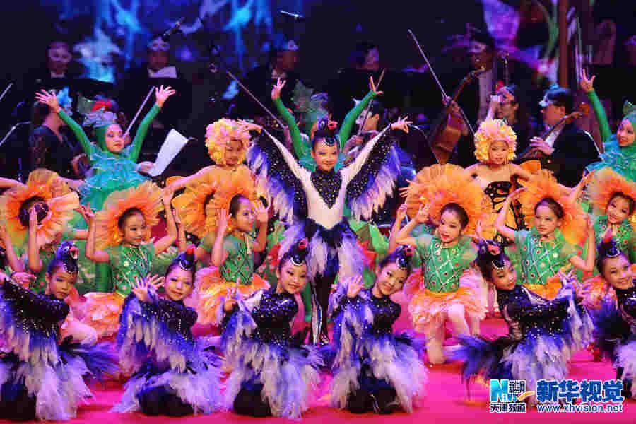 儿童歌舞剧《森林狂欢节》六一上演