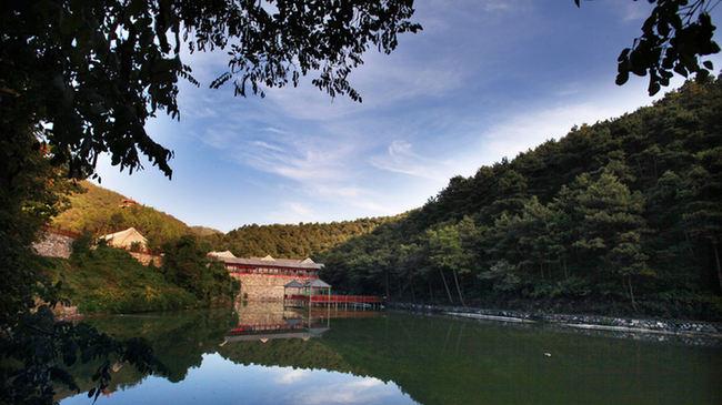 """""""绿色宝库""""——天津蓟县九龙山国家森林公园"""