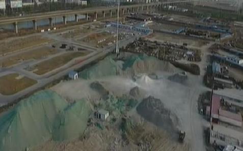 京滬高鐵沿線西青段市容環境綜合整治全面展開