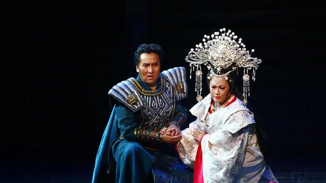 大學版經典歌劇《圖蘭朵》天津上演