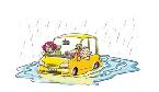 雨天行車注意事項
