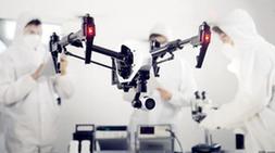無人機産業聚集效應初現 新區打造産業基地
