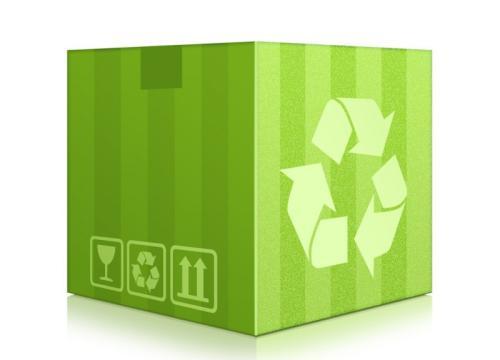 """快遞開啟""""綠色物流"""" 推進綠色化減量化可循環"""