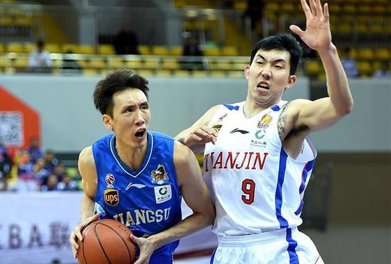 籃球——CBA常規賽:江蘇肯帝亞勝天津濱海雲商