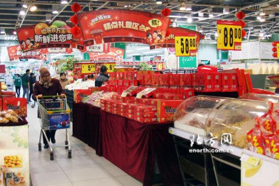 天津:169家重点监测企业初一实现销售收入1.7亿元