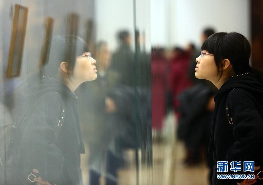 天津:文博场馆欢度文化春节