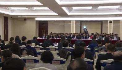 """""""雙萬雙服促發展""""活動企業家座談會召開"""