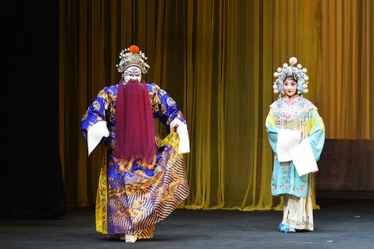 京剧《龙凤呈祥》亮相天津大剧院