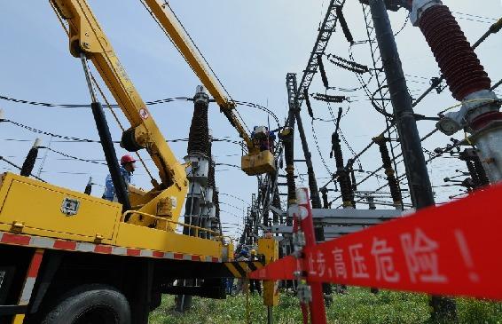 天津电力:更换220千伏隔离开关 全力备战迎峰度夏