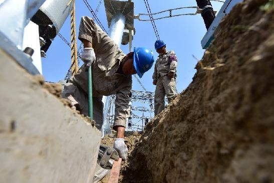 天津电力:加紧北郊站停电改造前准备工作