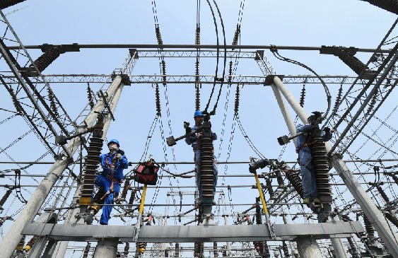 天津电力:高温来袭 主网积极检修应对