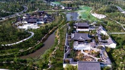 侯台湿地公园国庆期间开放