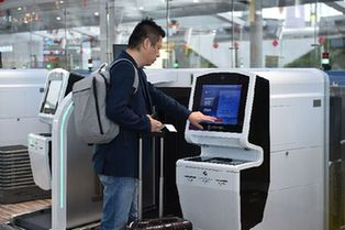 天津港保稅區助推智慧機場建設