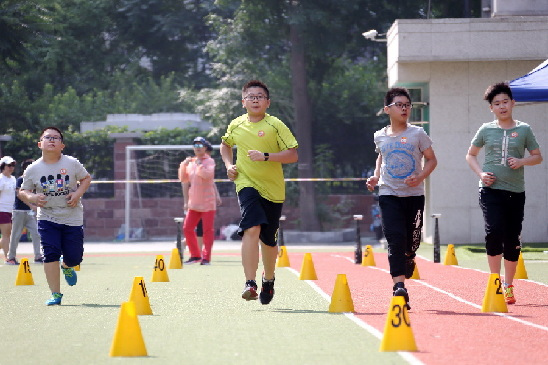 和平區率先將(jiang)體育測試成績納入民(min)辦初中學校招生參考(kao)條件