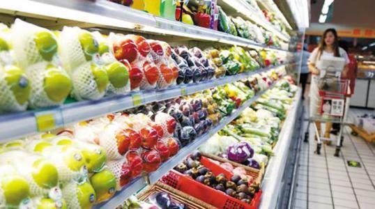 6月份天津市CPI同比涨1.9% 环比瓜果蔬菜便宜了