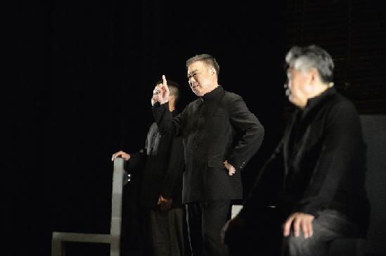 天津大剧院 上演《老舍五则》
