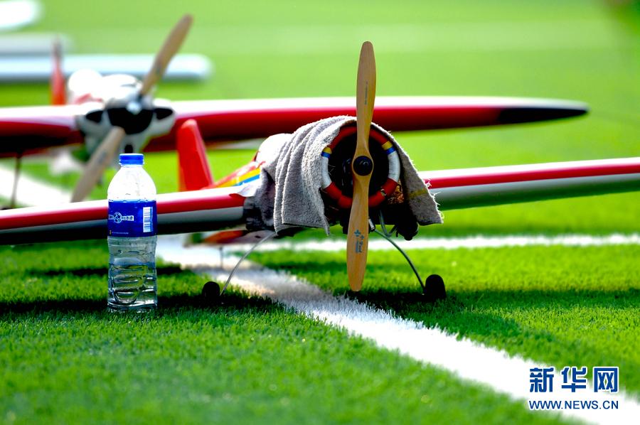 全国航空模型公开赛天津站开幕