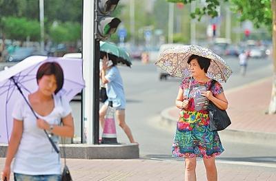 一周天气:本周最高气温将达36℃ 桑拿天赶不走