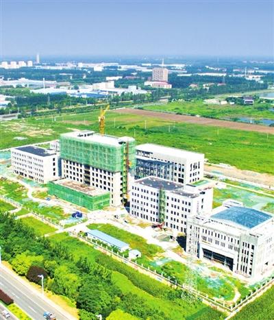 京津中關村科技城全力打造協同創新高地