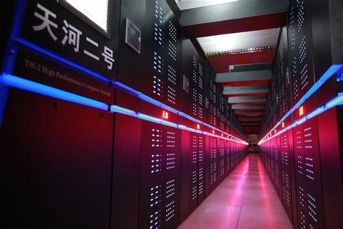天河智能創新一體化服務平臺完成主體研發