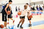 NBA精英計劃-中國訓練營在武清NBA中心開營