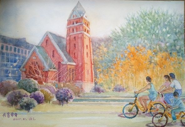 参与奖《共享单车》
