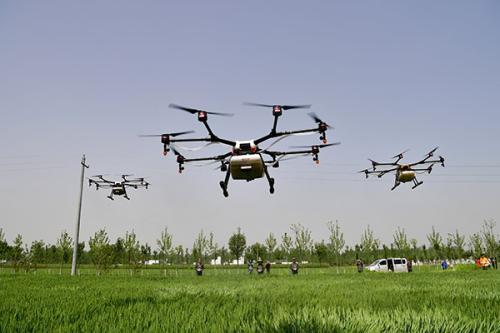 天津市無人機應用協會挂牌成立