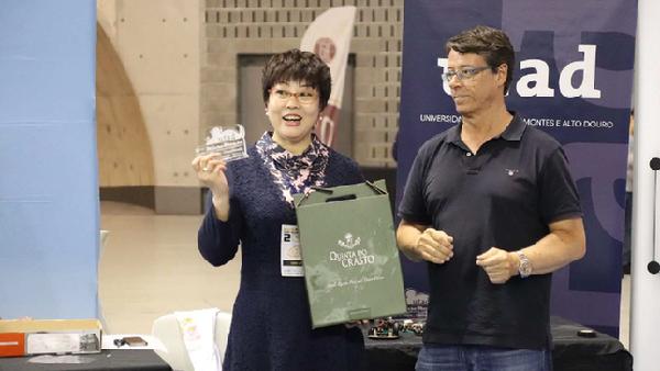 天津团队在葡萄牙国际电脑鼠大赛上获得亚军