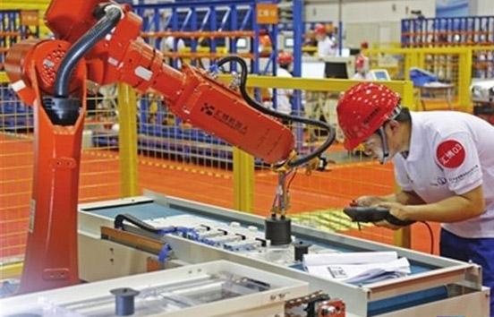 """工业机器人技术应用""""项目开赛"""