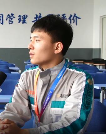 访谈:天津市东丽区职业教育中心学校李旭伟