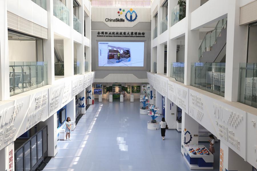全国职业院校技能大赛博物馆综合体验活动在津举行