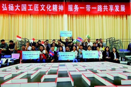 鲁班工坊出国,中国职教开始反哺世界
