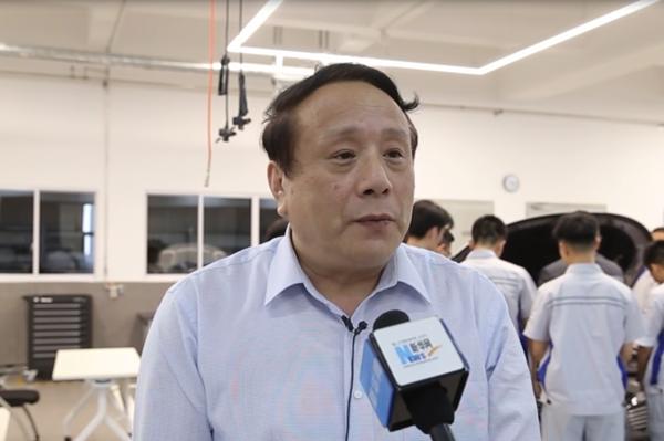 劉斌:創新校企雙主體育人模式