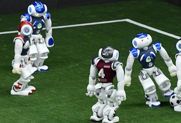 2019亞太機器人世界杯天津國際邀請賽開賽