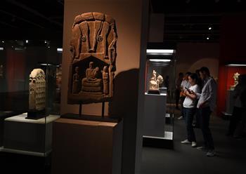 非國有博物館華夏石刻精品展在津開幕