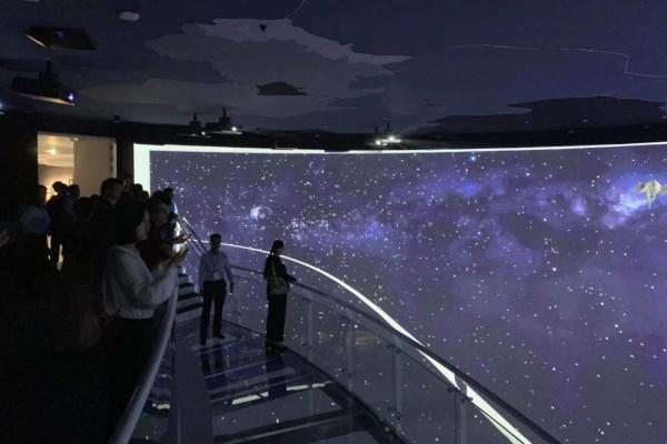 濱海科技館開館在即
