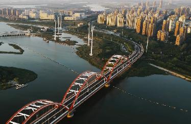 重大工程 亮麗名片 這是一座生態的城