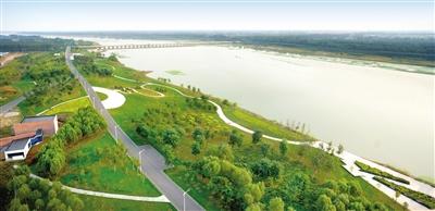 津城兩個國家(jia)濕(shi)地公園(yuan)通過驗收