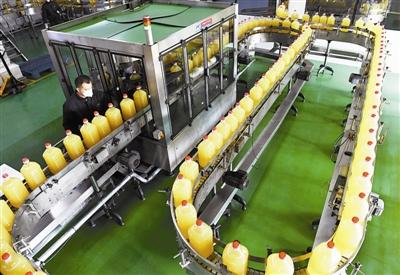 糧油生產保供應