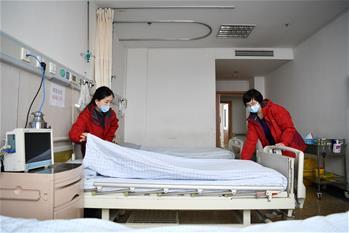 天津市(shi)海(hai)河醫院完成(cheng)分區病(bing)房改造工作