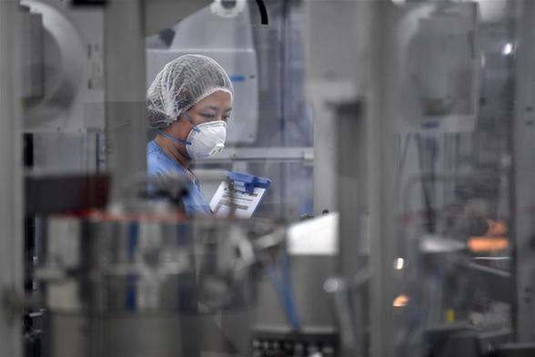 天津︰外企逐步恢復生產