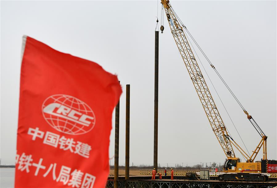 京濱鐵路天津段有序(xu)復工