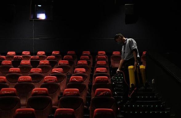 天津:電影院有序恢復開放