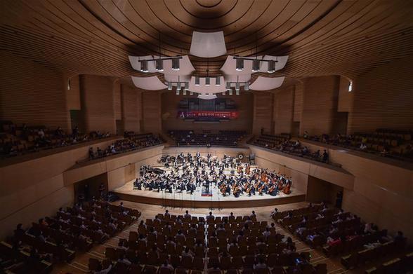 復工復演 天津市音樂類劇場演出首演在天津大劇院舉行