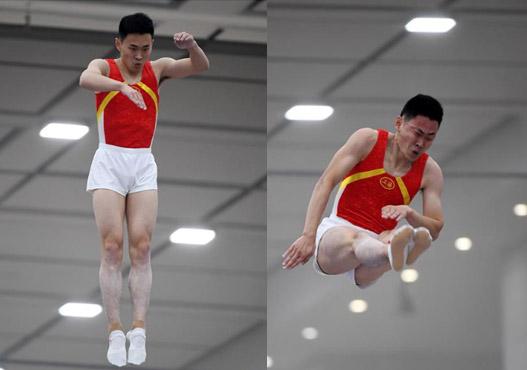 2020年全國蹦床錦標賽在天津開賽