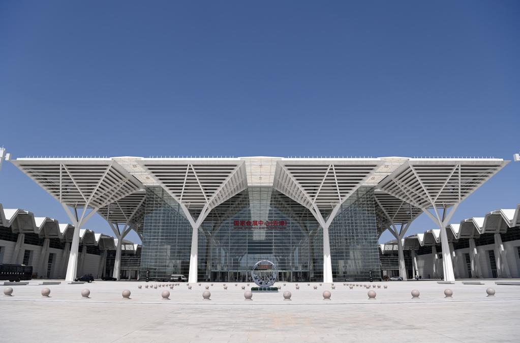 國家會展中心(天津)即將啟用