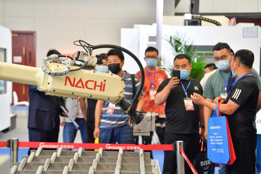 第十七屆天津工博會開幕